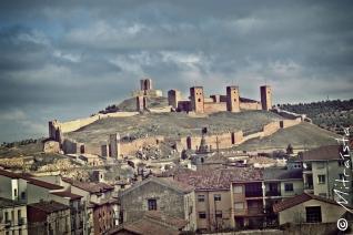 Castillo de Molina de Aragón (Guadalajara, España)