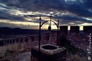 Pozo de los deseos - Castillo de Zafra (Campillo de Dueñas, Guadalajara, España)