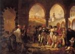 """""""Los apestados de Jaffa""""de Jean-Antoine Gros"""